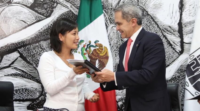 Destaca Mancera que ONU reconozca a la constitución capitalina por incluir derechos de pueblos indígenas
