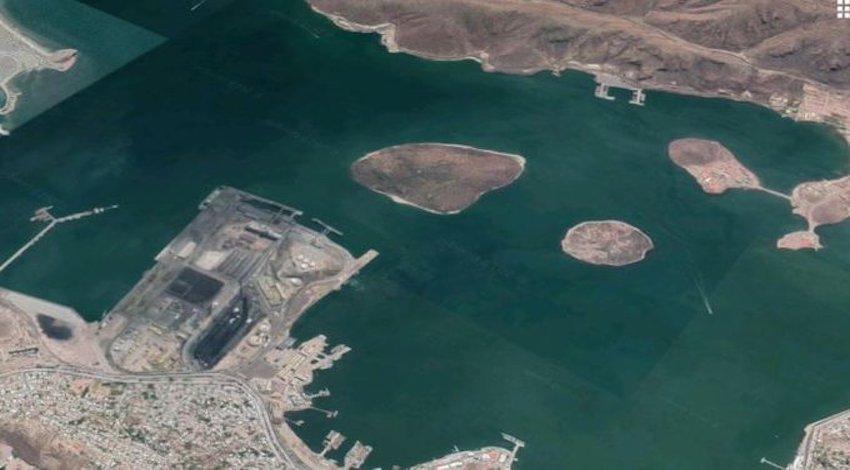 Derrame Mar de Cortés