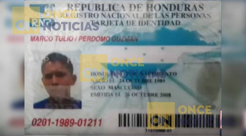 Hondureños asesinado en Saltillo