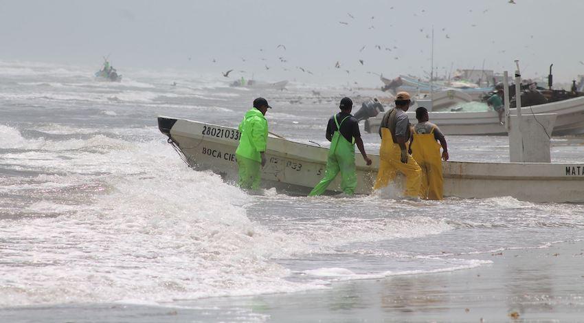 Pescadores Tamaulipas