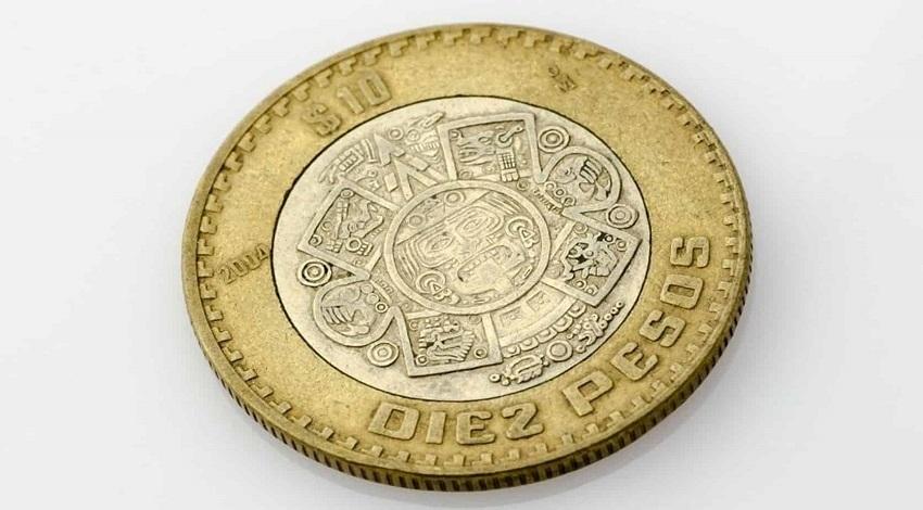 Moneda 10 pesos