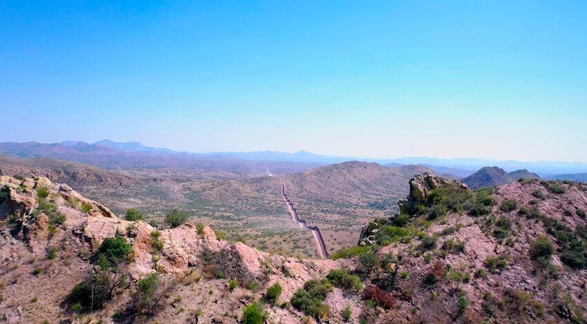 Muro EUA - México