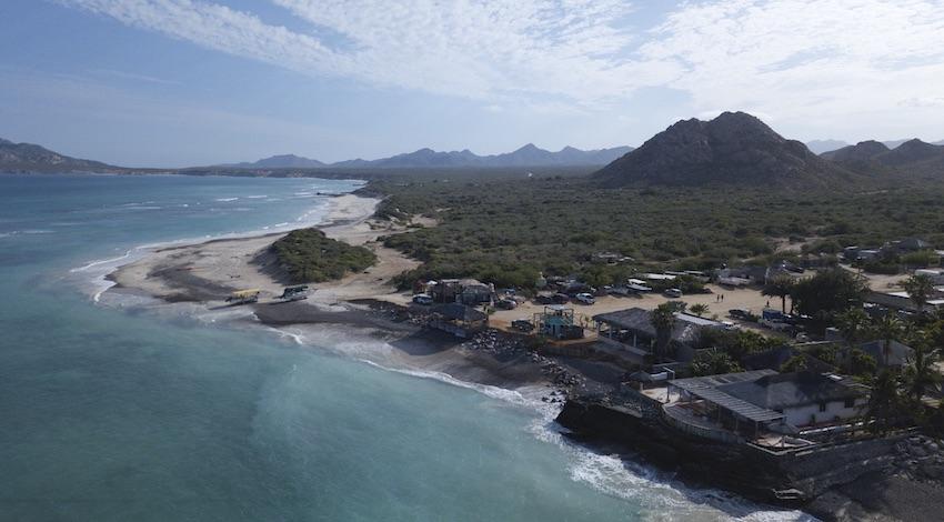 Cabo Pulmo - Foto: Ernesto Méndez