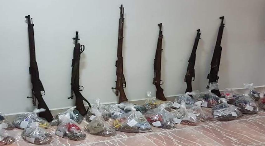 Armas largas Tamaulipas