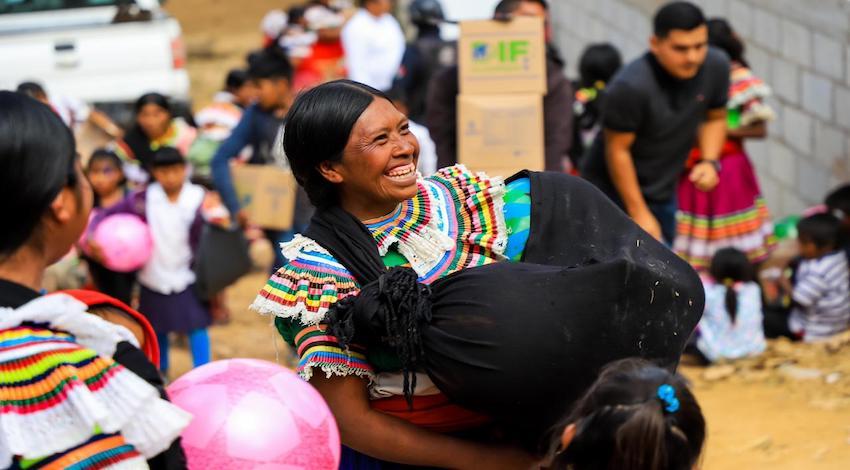 Guerrero caravanas de pacificación