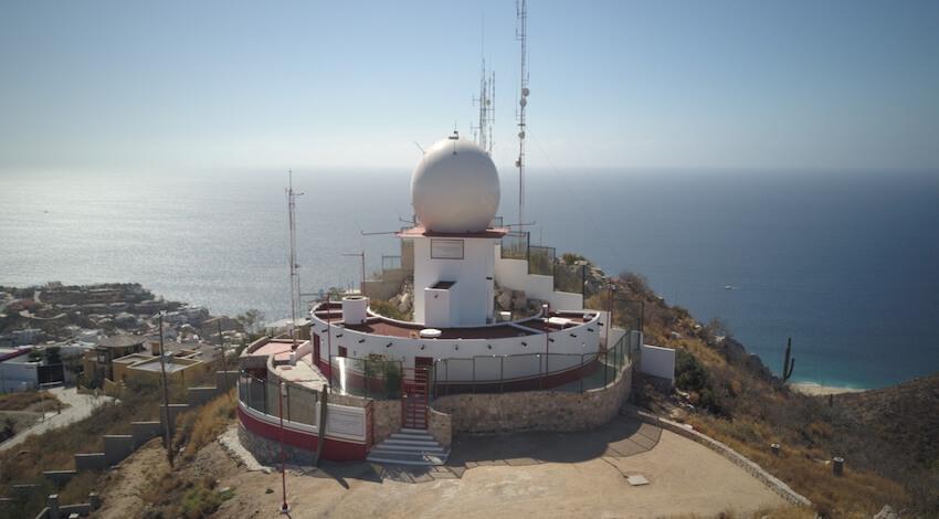Radar Los Cabos