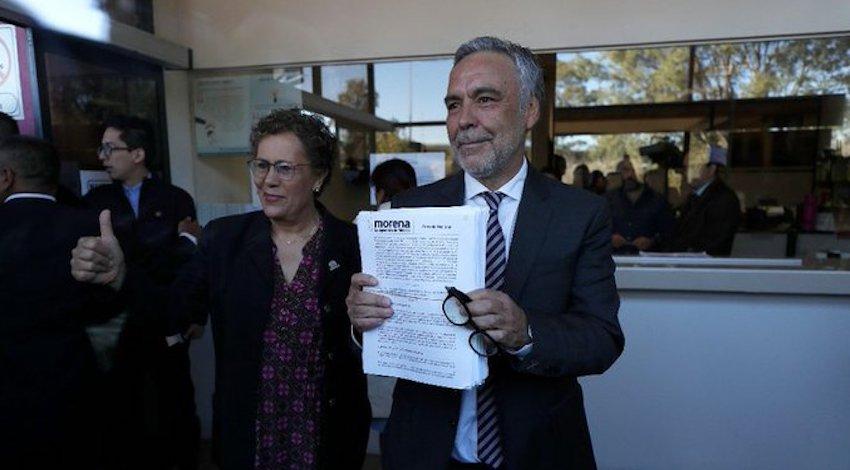 Morena - Alfonso Ramírez Cuellar