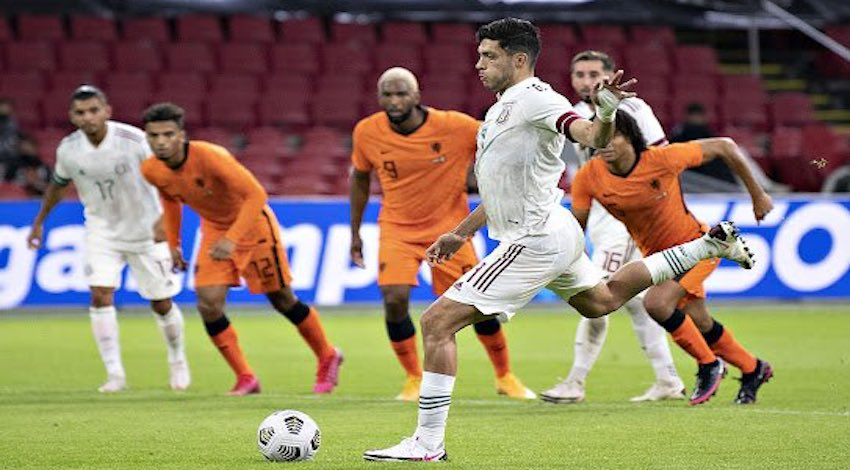 Gol de Raúl Jiménez