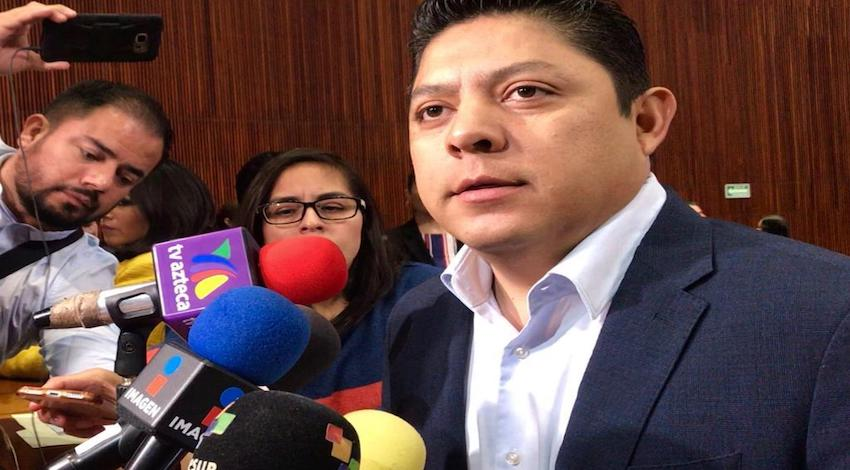 Ricardo Gallardo - delitos prisión preventiva