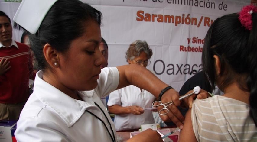 Sarampión CDMX