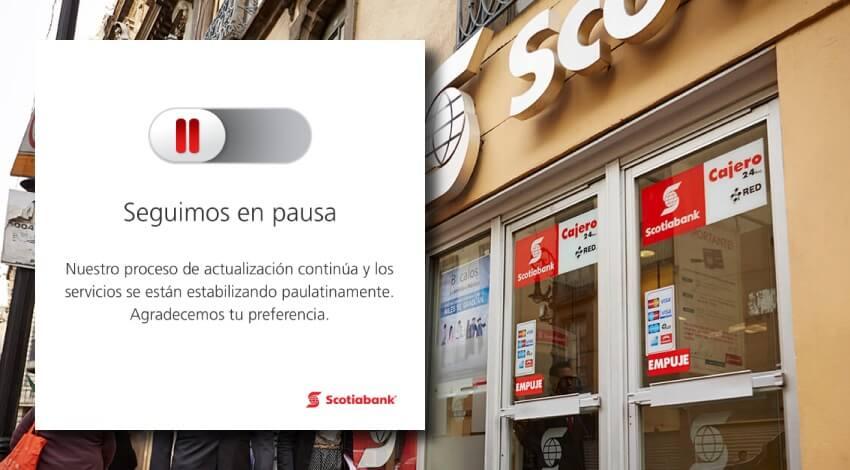 Invita Condusef a usuarios de Scotiabank a presentar quejas por incumplimiento de servicio