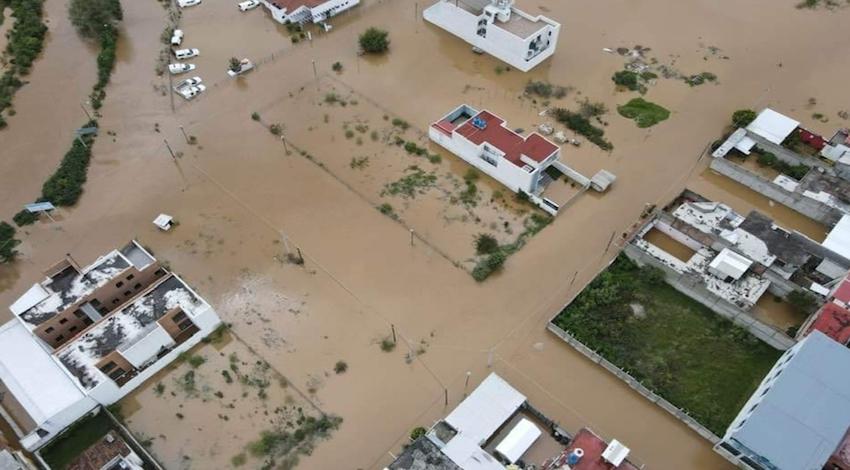 Inundaciones Chiapas