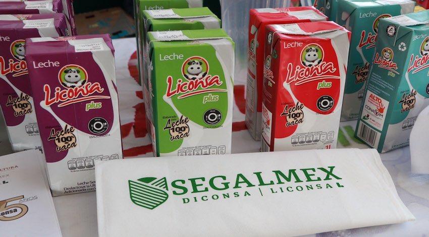 Segalmex-Liconsa