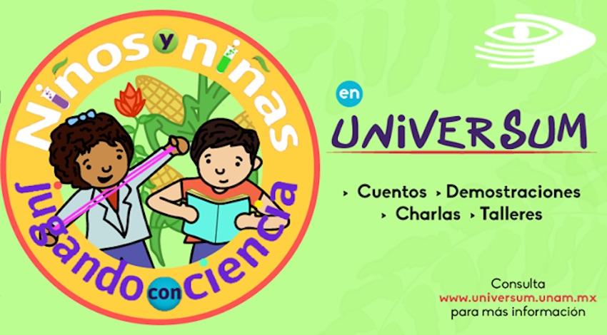 Universum Día del Niño