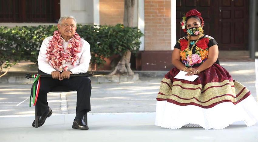 AMLO Oaxaca Cienfuegos