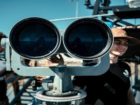 Los Big Eyes, son unos potentes binoculares para observar a las vaquitas