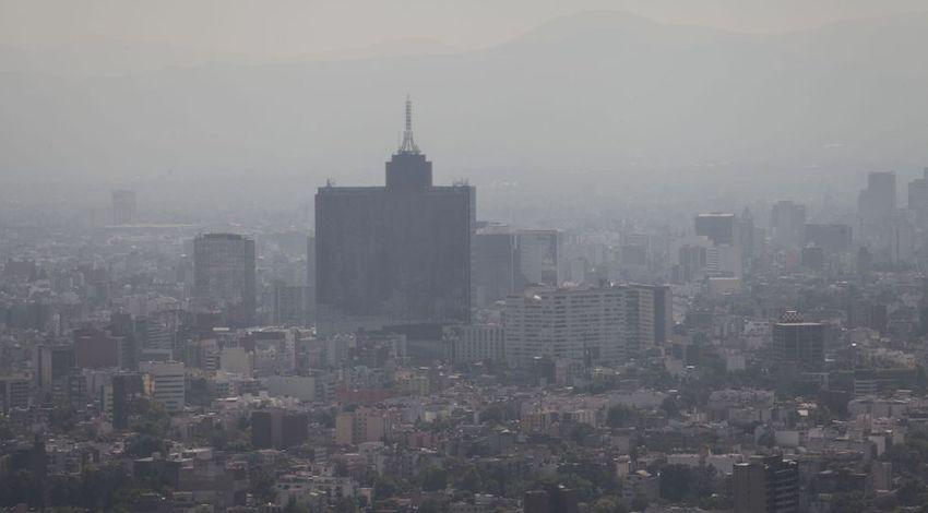 Contaminación Ozono