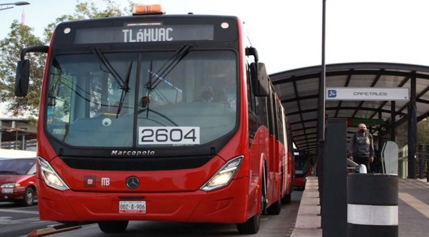 Metrobus Tláhuac