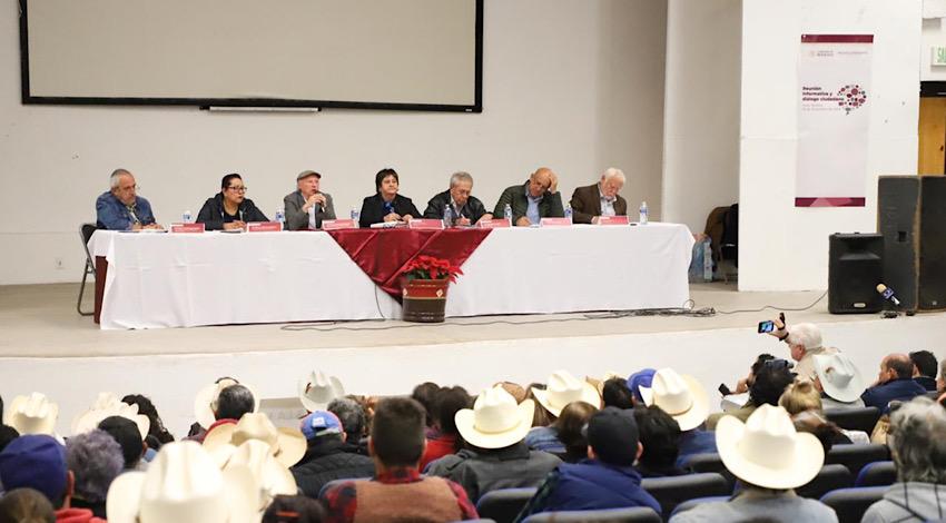 Reunión Río Sonora
