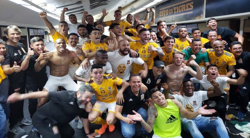 Tigres 1 Rayados 0