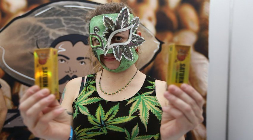 Productos cannabis