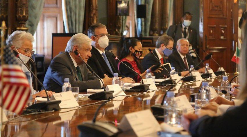 Reunión México EUA