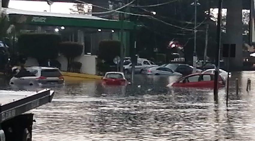 Inundaciones Edomex