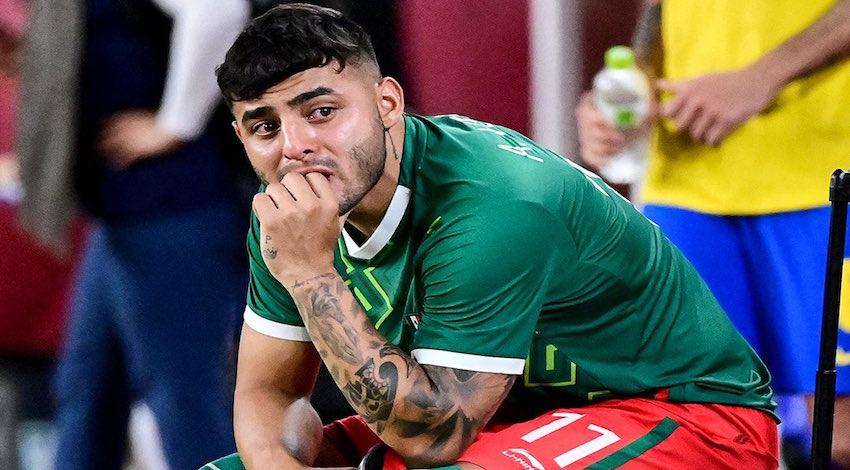 México cae ante Brasil