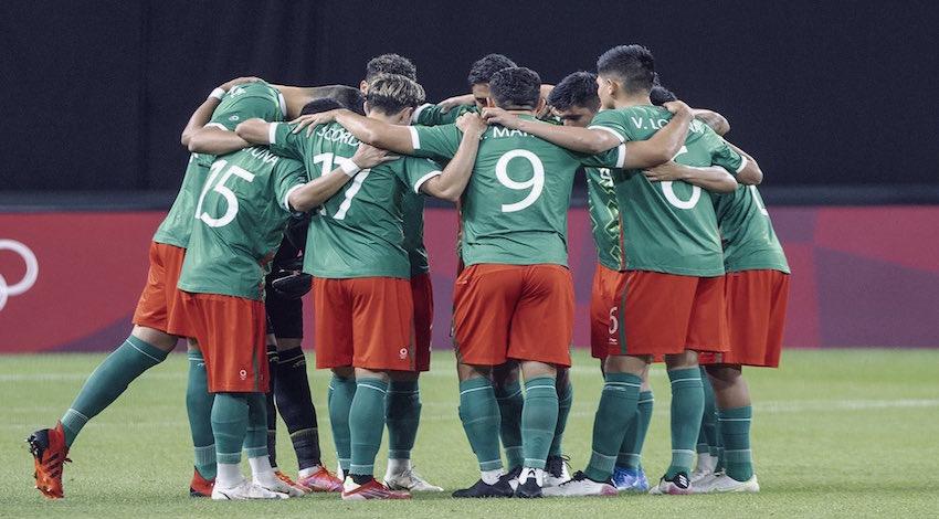Tricolor Olímpico gana a Sudáfrica