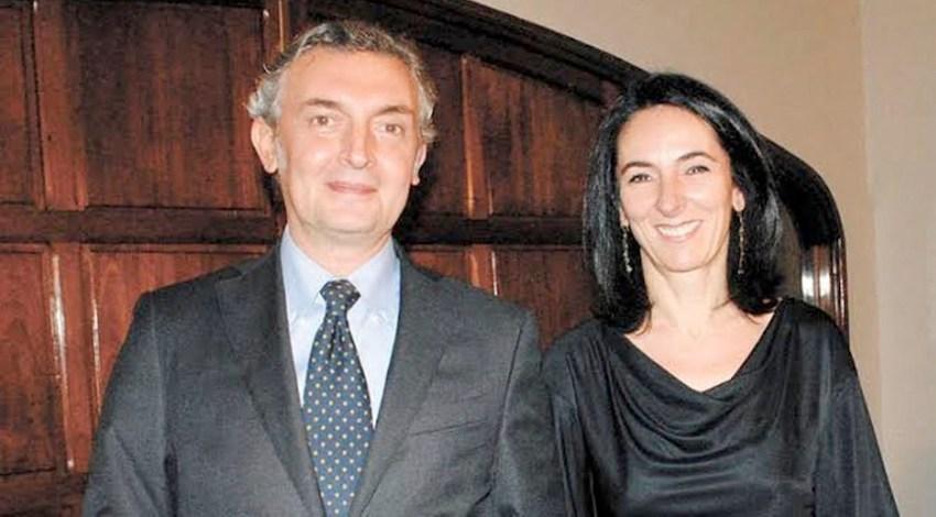Esposa Embajador Italia
