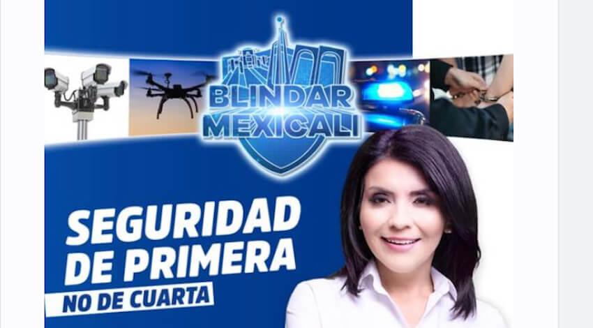 Eva María Blindaje Mexicali