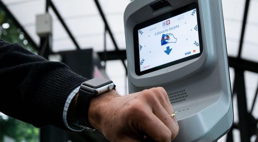 Metrobus smart watch