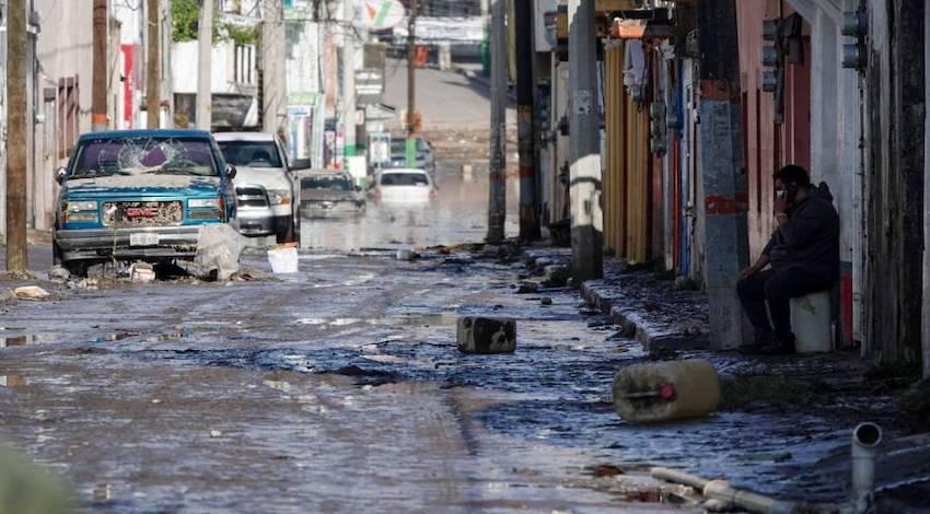 Damnificados Río Tula