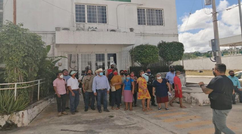 Indígenas Campeche