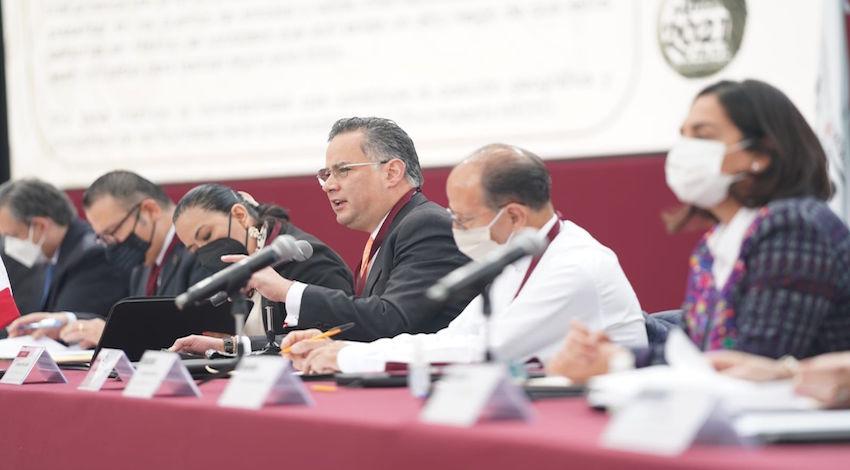 l titular de la Unidad de Inteligencia Financiera (UIF) de la Secretaría de Hacienda, Santiago Nieto Castillo